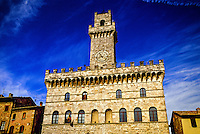 Palazzo Publico (City Hall), Montepulciano,  Tuscany, Italy