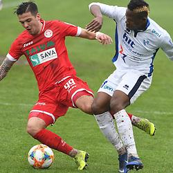 20190411: SLO, Football - Prva liga Telekom Slovenije 2018/19, NK Aluminij vs ND Gorica