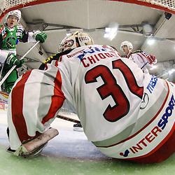 20121005: SLO, Ice Hockey - EBEL League, 9th Round, HDD Telamach Olimpija vs KAC Celovec