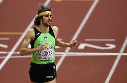 06-03-2015 CZE: European Athletics Indoor Championships, Prague<br /> Lucijan Zalokar SLO