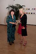 DORA HOWARD; HOLLY PETERSON, Royal Academy Schools Annual dinner and Auction 2012. Royal Academy. Burlington Gdns. London. 20 March 2012.