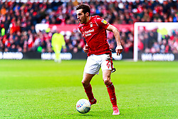 Yuri Ribeiro of Nottingham Forest - Mandatory by-line: Ryan Crockett/JMP - 22/02/2020 - FOOTBALL - The City Ground - Nottingham, England - Nottingham Forest v Queens Park Rangers - Sky Bet Championship