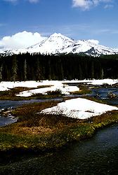 Oregon: Bend, Scenic with mountains,  Photo: orbend105.Photo copyright Lee Foster, www.fostertravel.com, 510/549-2202, lee@fostertravel.com