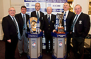 Ulster bank rugby trophies