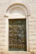 Kotor, Montenegro Old decorated metal door