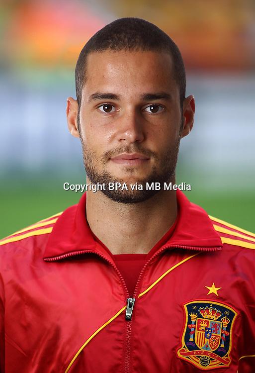 Football Fifa Brazil 2014 World Cup / <br /> Spain National Team - <br /> Mario Suarez of Spain