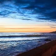 Today's Winter Sunrise  at Narragansett Town Beach, Narragansett, RI,  December 30, 2013. #beach #sunrise #rhodeisland