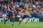 Crystal Palace v Arsenal - Premier League - 16/08/2015