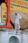 Sadu at the Ghats - Varanasi
