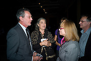 ARNE GLIMCHER; KATE ROTHKO; FARIDA ZCDEFILO, Mark Rothko private view. Tate Modern. 24 September 2008 *** Local Caption *** -DO NOT ARCHIVE-© Copyright Photograph by Dafydd Jones. 248 Clapham Rd. London SW9 0PZ. Tel 0207 820 0771. www.dafjones.com.