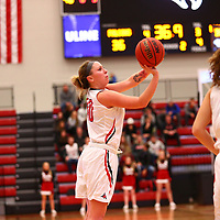 Women's Basketball: University of Wisconsin, River Falls Falcons vs. Northland College Jills