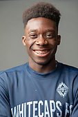 Alphonso Davies for Maclean's