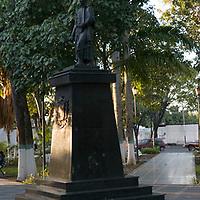 Plaza Bolivar, Cabudare, Estado Lara, Venezuela
