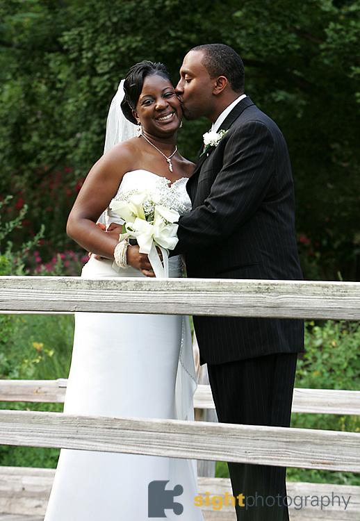 Lakiya Green - Justin Rogers Wedding 9/1/2007
