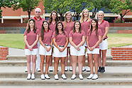 OC Women's Golf Team and Individuals - 2014-2015 Season