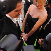 NLD/Amsterdam/20070612 - Premiere Shrek 3, Cameron Diaz en Antonio Banderas