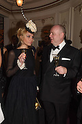 SOPHIE BOGARNE; ANDREW BODMER, The Backstage Gala in aid of the Naked Heart Foundation. Coliseum theatre. London. 17 April 2015