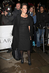 © Licensed to London News Pictures. 04/11/2014, UK. Tracey Emin, Harper's Bazaar Women of the Year Awards, Claridge's, London UK, 04 November 2014. Photo credit : Richard Goldschmidt/Piqtured/LNP
