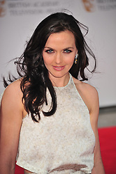 © licensed to London News Pictures. London, UK  22/05/11 Victoria Pendelton attends the BAFTA Television Awards at The Grosvenor Hotel in London . Please see special instructions for usage rates. Photo credit should read AlanRoxborough/LNP