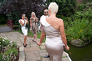 HEATHER JONES-HUGHES, Archant Summer party. Kensington Roof Gardens. London. 7 July 2010. -DO NOT ARCHIVE-© Copyright Photograph by Dafydd Jones. 248 Clapham Rd. London SW9 0PZ. Tel 0207 820 0771. www.dafjones.com.