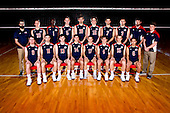2017.01.25 NJIT Men's Volleyball Team Portraits