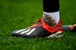 Rainbow Laces prior to kick off - Mandatory by-line: Ryan Hiscott/JMP - 24/11/2019 - FOOTBALL - Stoke Gifford Stadium - Bristol, England - Bristol City Women v Manchester City Women - Barclays FA Women's Super League