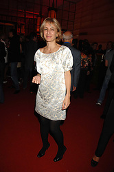 SAHAR HASHEMI at a party hosted by gallery Haunch of Venison to celebrate Harry Blain's 40th birthday held at Sketch, 9 Conduit Street, London W1 on 10th October 2007.<br /><br />NON EXCLUSIVE - WORLD RIGHTS