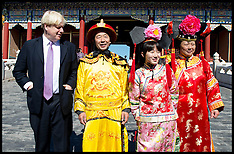 OCT 15 2013 Boris Johnson China Visit-Day 3