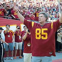 USC v Stanford Pregame