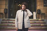Barbara Lennie Portrait Shoot during 65th San Sebastian Film Festival at Maria Cristina Hotel on September 22, 2017, San Sebastian, Spain.