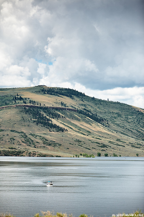 Blue Mesa Reservoir, Curecanti National Recreation Area, Colorado