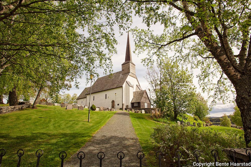 Mære kirke er en middelaldersteinkirke i romansk stil bygget mellom 1150 og 1200 i bygda Mære i Steinkjer kommune i Nord-Trøndelag. Koret av stein er bygget rundt en trekirke mens denne fortsatt var i bruk. Etter dette ble trekirken revet og resten av steinkirken bygget. Endlig datering av koret finnes ikke, men det kan ha vært bygget i 1150-60-årene. Kirka er bygd i gråstein og kleberstein. En Madonna med barnet-statue fra Mære kirke er oppbevart i Vitenskapsmuseet i Trondheim. Steinalteret er det opprinnelige fra middelalderen med et hulrom der det han ha vært oppbevart relikvier. Den barokke altertavlen er fra 1650-årene skåret av Johan Bilthugger og malt av Johan Kontrafeier. Prekestolhimlingen er fra 1630-årene og ble opprinnelig laget til Nidarosdomen.