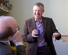 Willie Rennie Campaigning | Edinburgh | 3 May 2017