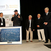 J P Morgan Round the island Race, 2016 Round the Island Race, Press Conference.