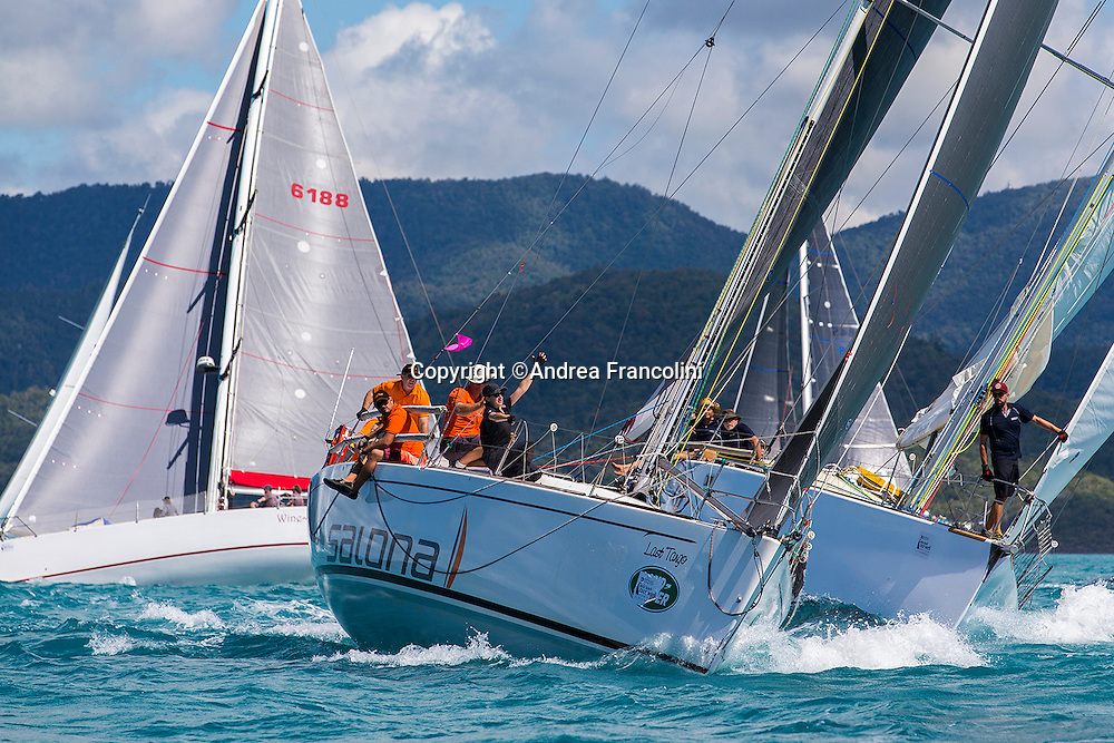 SAILING - Airlie Beach Race Week 2016<br /> 12/8/2016<br /> Airlie Beach, Queensland<br /> ph. Andrea Francolini<br /> LAST TANGO