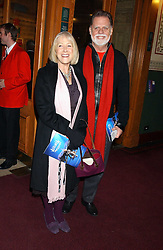 DAME HELEN MIRREN and TAYLOR HACKFORD at the press night of Cirque Du Soleil's 'Alegria' held at the Royal Albert, London on 5th January 2006.<br /><br />NON EXCLUSIVE - WORLD RIGHTS