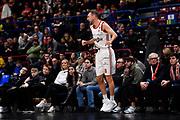 Poeta Giuseppe<br /> A|X Armani Exchange Olimpia Milano - Grissin Bon Reggio Emilia<br /> Basket Serie A LBA 2019/2020<br /> Milano 01 December 2019<br /> Foto Mattia Ozbot / Ciamillo-Castoria