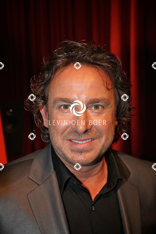 BUSSUM - In theater het Spant is de persviewing van The Voice Of Holland gehouden.  Met op de foto coach Marco Borsato. FOTO LEVIN DEN BOER - PERSFOTO.NU