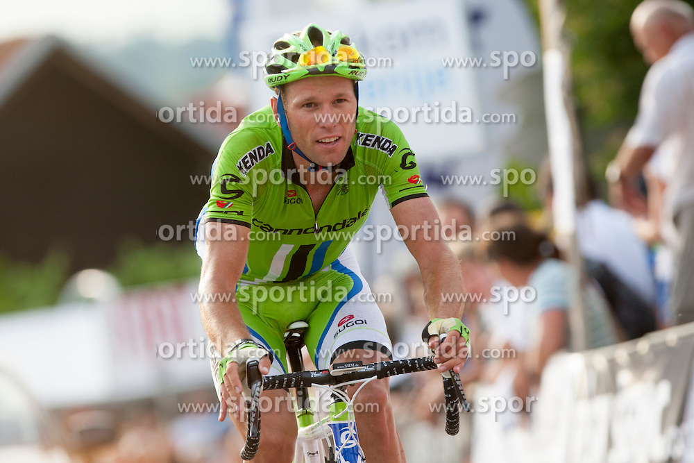 Kristjan Koren of Cannondale Pro Cycling during Slovenian National Championship in Road Cycling, on June 23, 2013, in Gabrje, Slovenia. (Photo by Urban Urbanc / Sportida.com)