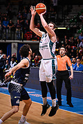 Andrea La Torre<br /> Pallacanestro Cantu' - Basket Leonessa Brescia<br /> Basket Serie A LBA 2018/2019<br /> Desio 07 April 2018<br /> Foto Mattia Ozbot / Ciamillo-Castoria