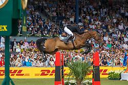 Goldstein Danielle, (ISR), Carisma<br /> Individual Final Competition<br /> FEI European Championships - Aachen 2015<br /> © Hippo Foto - Dirk Caremans<br /> 23/08/15