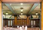 Saal, Kaiser-Friedrich-Therme innen, Wiesbaden, Hessen, Deutschland | hall, Kaiser-Friedrich-Therme, Wiesbaden, Hesse, Germany