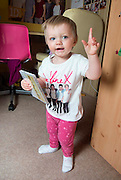 YOUNGEST 1D FAN EVER- ALSO HAS RAREST CANCER EVER...<br /> <br /> EXCLUSIVE BY AMANDA REVELL WALTON/EXCLUSIVEPIX<br /> <br /> AT the tender age of just two-years-old little Avah Davies must hold the title of being the country's youngest ever One Direction fan.<br /> <br />  <br /> For the pretty blonde toddler starts dancing whenever she hears the music of  the world-famous boy band - and is entranced whenever she sees them on the telly.<br /> <br />  <br /> Her favourite t-shirt has a picture of the band on it, and she loves nothing better than playing with her 1D dollies, and snuggling up in her 1D duvet cover at night.<br /> <br /> But the words of the boy band's hit single 'Live While We're Young' are particularly poignant to little Avah.<br /> <br /> For Avah has a two-in-one,  never-seen-before 'hybrid' cancer - a cancer so rare it is believed to be the only known case - not only in the UK - but in the entire world.<br /> <br /> And, as if this wasn't heartbreaking enough, genetic tests have shown Avah has TWO 'exceedingly rare' genetic defects.<br /> <br /> This means she is not only at risk of the 'hybrid' cancer returning - but is at 'high risk' of developing ANY OTHER CANCERS - AT ANY TIME.<br /> <br /> <br /> In the words of her doting parents , Avah is 'a ticking cancer time bomb' who is living under - not just one - but 'two cancer clouds'.<br /> <br /> Mum and dad Charlene and Eoin Davies are determined to enjoy every minute they have with their adorable little girl.<br /> <br /> They have just compiled a 'Wish List' for Avah to help make as many happy memories with their daughter as possible.<br /> <br /> As Avah has loved 1D from hearing their music for the first time, it's not surprising that top of her list is to meet the band, who are just about to embark on their 'Where We Are' World Tour.<br /> <br /> The band themselves are great supporters of Cancer Research UK and are donating £200,000 of their ticket sales to the Stand Up To Cancer Campaign.<br /> <br /> The rest of Avah's Wish List includes:<br /> <br /> *Meeting her favourite cartoon character Mr Tumble, who she watches 'over and over again.'<br /> <br /> *A safe garden to play in with a sunken