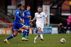 Jay Spearing of Bolton Wanderers - Mandatory by-line: Matt McNulty/JMP - 15/04/2017 - FOOTBALL - Boundary Park - Oldham, England - Oldham Athletic v Bolton Wanderers - Sky Bet League 1