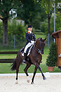 Danielle Houtvast - Rambo<br /> FEI European Championships Dressage Juniors and Young Riders 2012<br /> © DigiShots