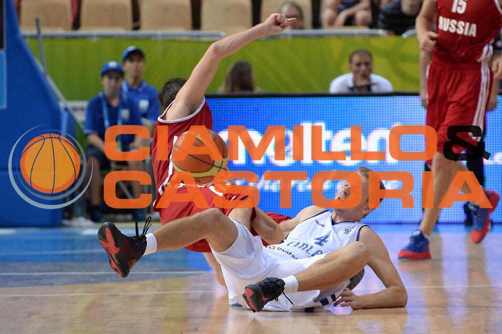DESCRIZIONE : Capodistria Koper Slovenia Eurobasket Men 2013 Preliminary Round Finlandia Russia Finland Russia<br /> GIOCATORE : Mikko Koivisto<br /> CATEGORIA : Controcampo Curiosita<br /> SQUADRA : Finlandia<br /> EVENTO : Eurobasket Men 2013<br /> GARA : Finlandia Russia Finland Russia<br /> DATA : 08/09/2013<br /> SPORT : Pallacanestro&nbsp;<br /> AUTORE : Agenzia Ciamillo-Castoria/Max.Ceretti<br /> Galleria : Eurobasket Men 2013 <br /> Fotonotizia : Capodistria Koper Slovenia Eurobasket Men 2013 Preliminary Round Finlandia Russia Finland Russia<br /> Predefinita :