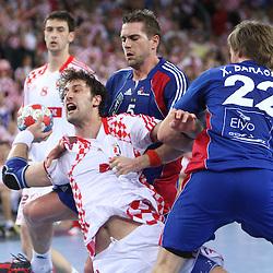 20090127: Handball - World Championship, France vs Croatia