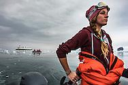Exploring the Geralche Strait