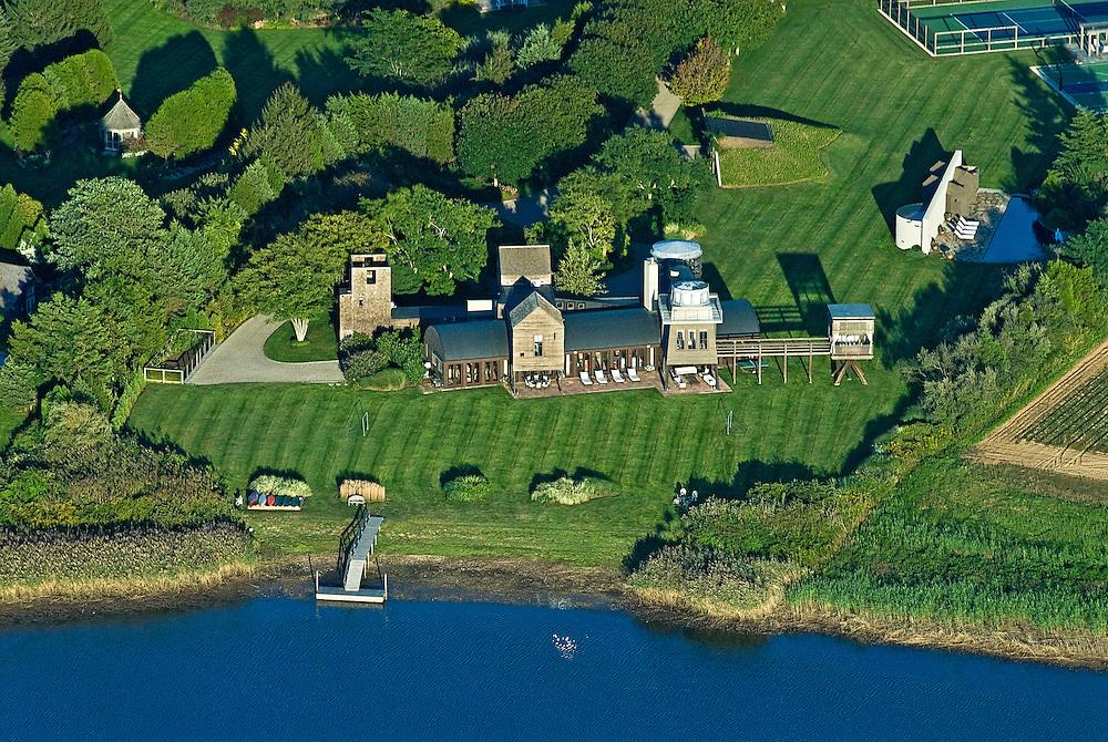 Modern Home, Sagaponack, New York, Sagaponack Pond, South Fork, Long Island, Atlantic Ocean