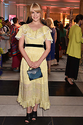 """Hannah Arterton at the opening of """"Frida Kahlo: Making Her Self Up"""" Exhibition at the V&A Museum, London England. 13 June 2018."""